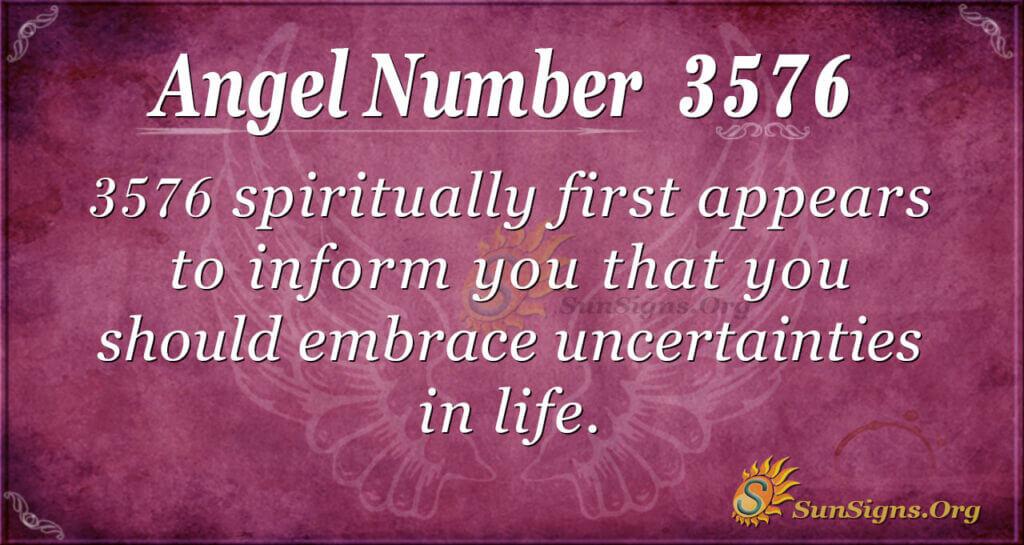 3576 angel number