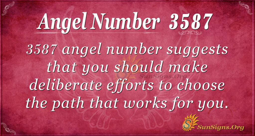3587 angel number