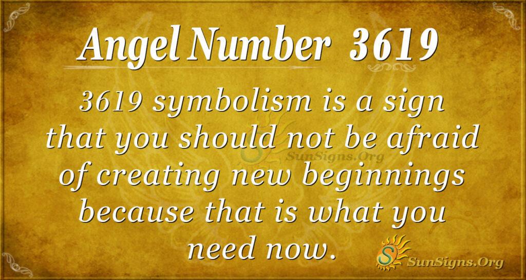 3619 angel number