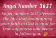 3637 angel number