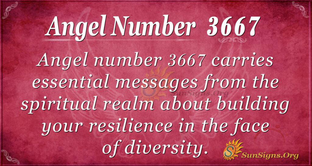 3667 angel number