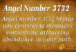 3732 angel number