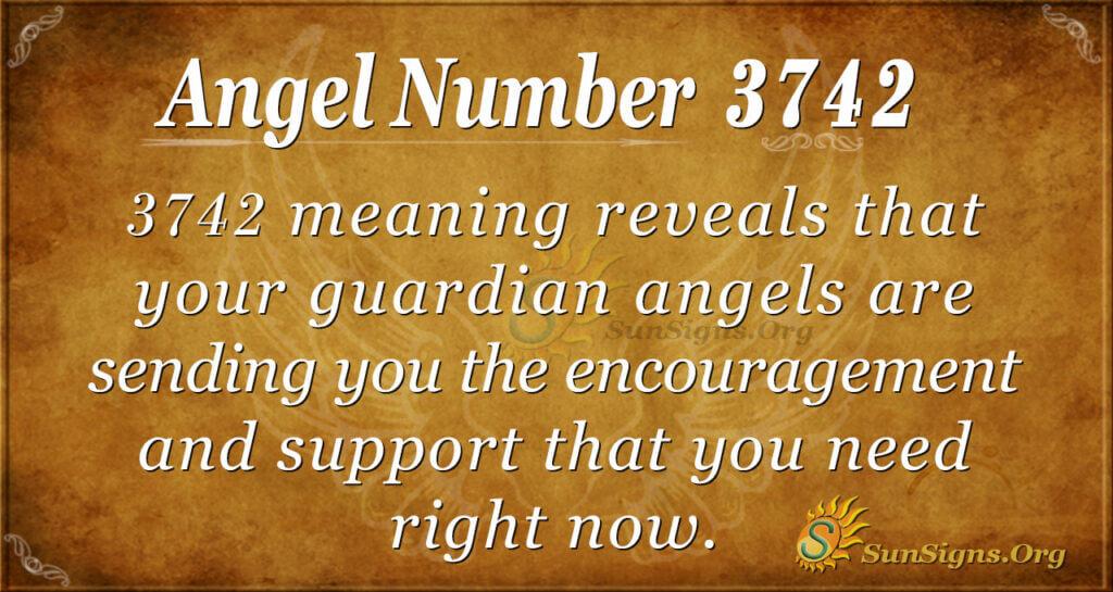 3742 angel number