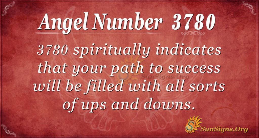 3780 angel number