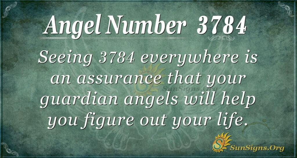 3784 angel number