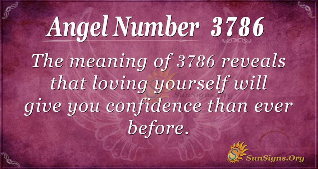 3786 angel number