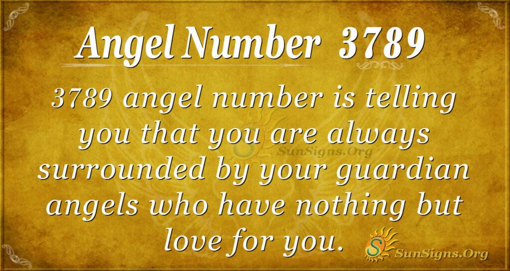 3789 angel number