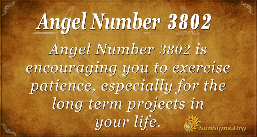 3802 angel number