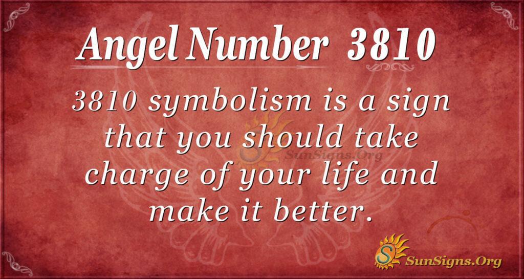 3810 angel number