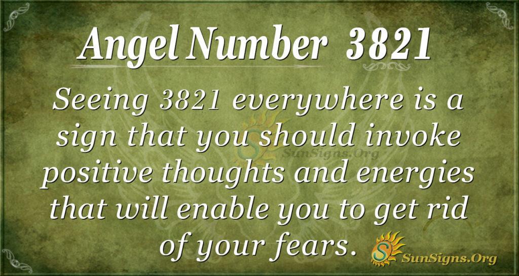 3821 angel number