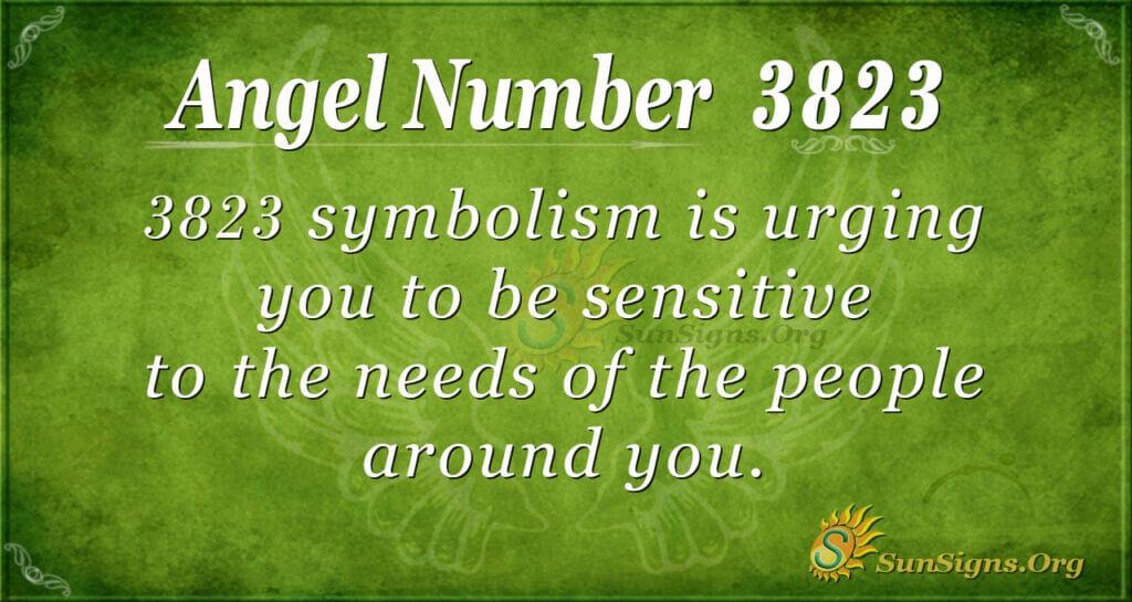 3823 angel number