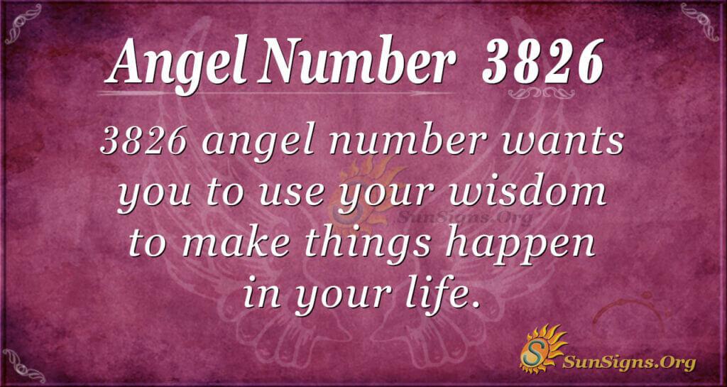 3826 angel number
