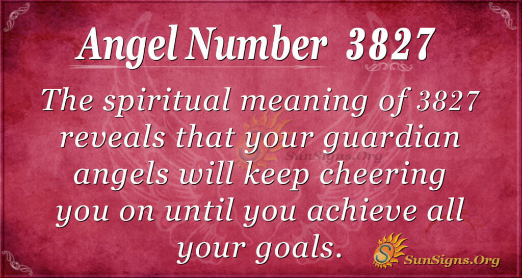 3827 angel number