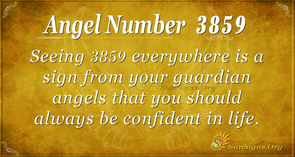 3859 angel number