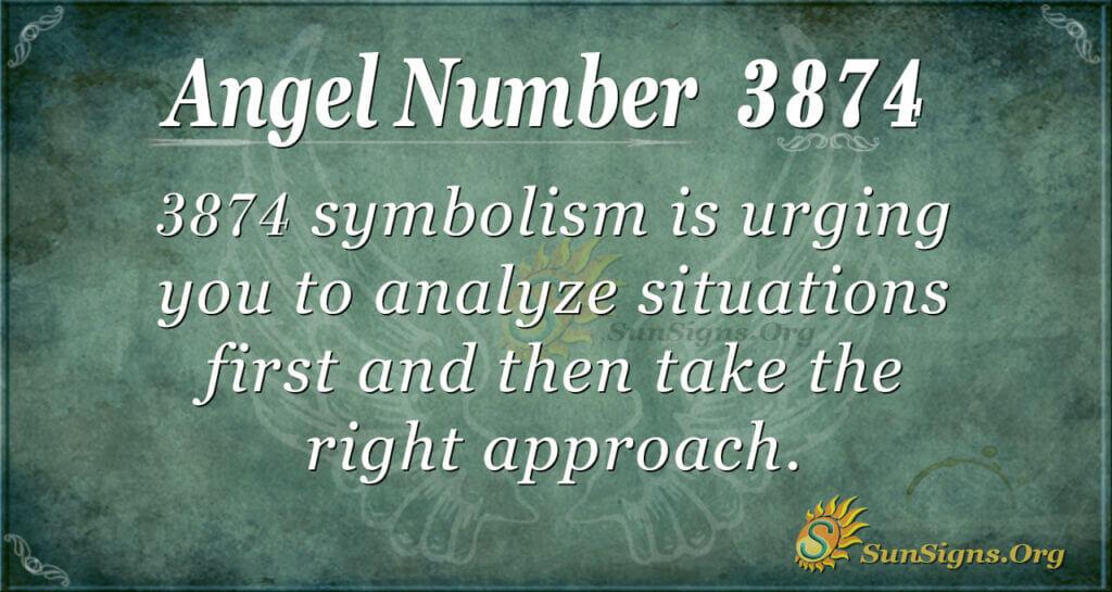 3874 angel number