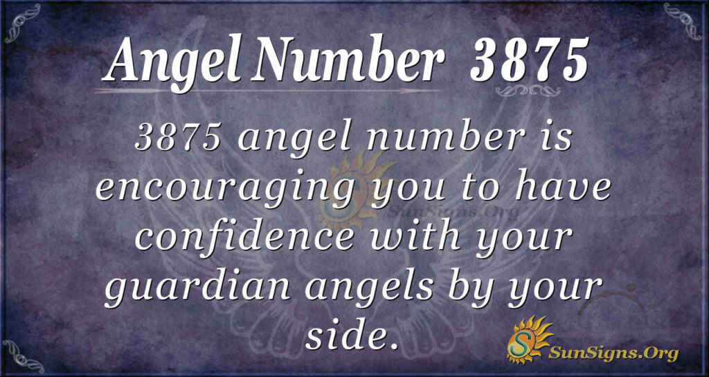 3875 angel number