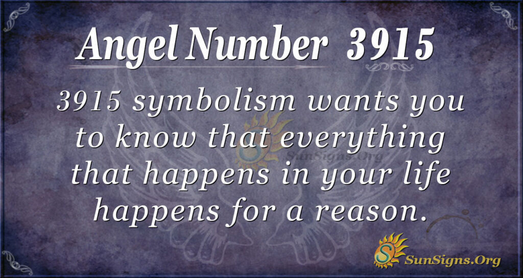 3915 angel number