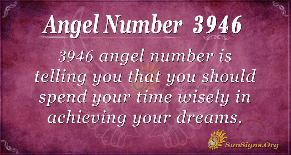 3946 angel number
