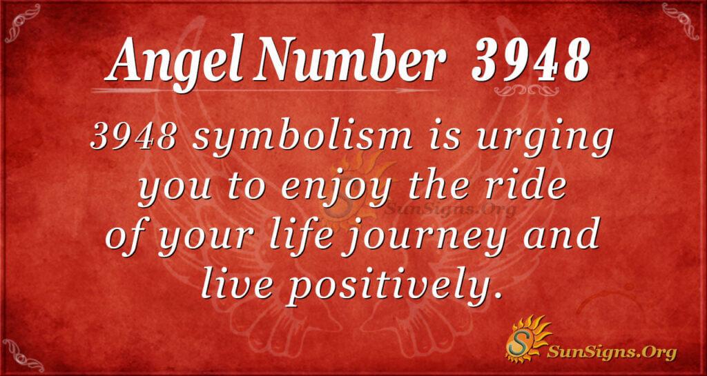 3948 angel number