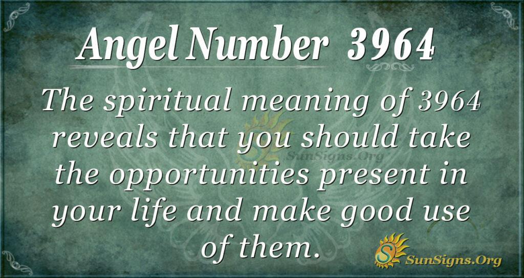 3964 angel number