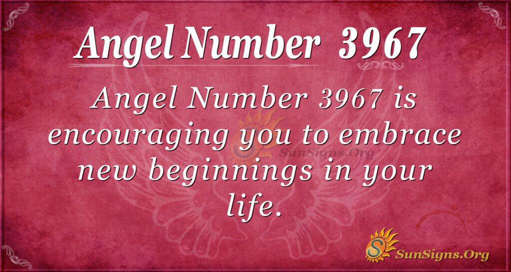 3967 angel number