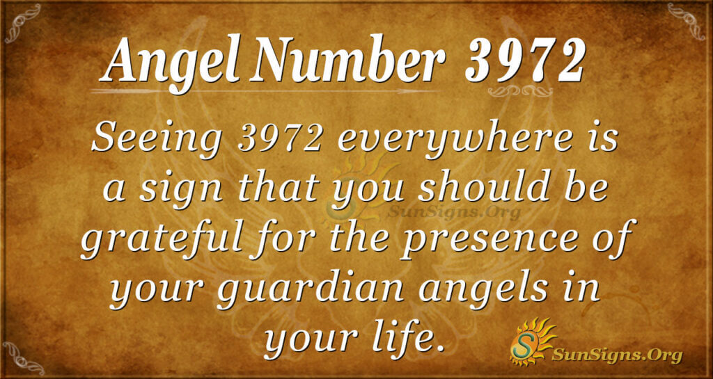 3972 angel number