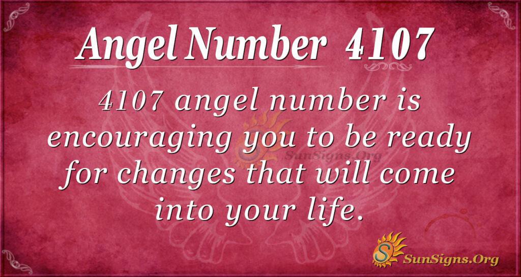 4107 angel number