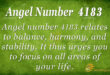 4183 angel number