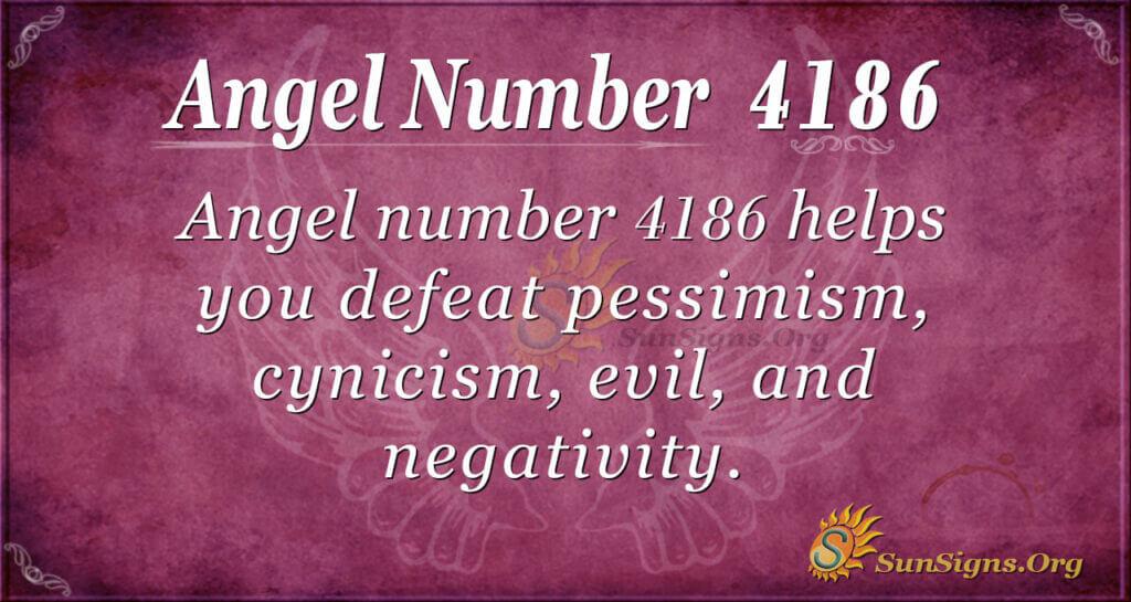 4186 angel number