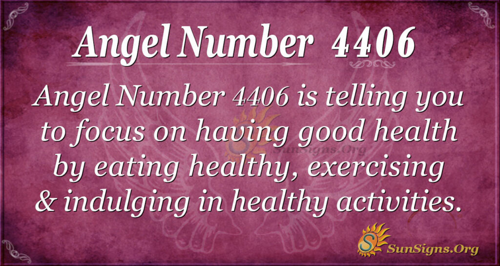 4406 angel number