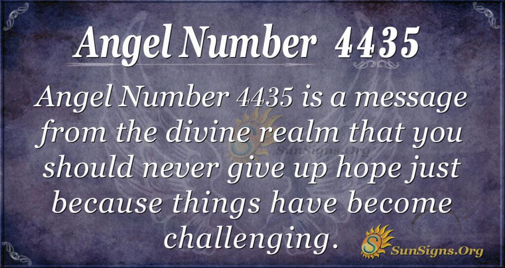4435 angel number