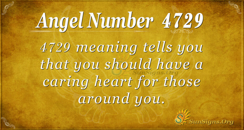 4729 angel number