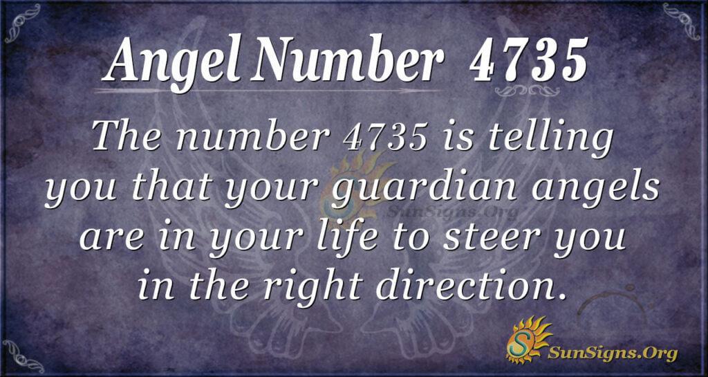 4735 angel number