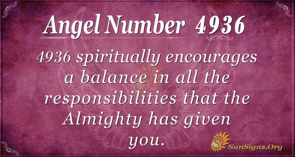 4936 angel number