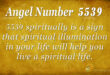 5539 angel number