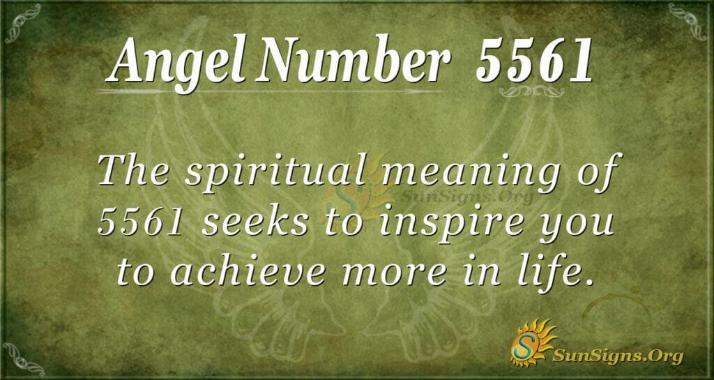 5561 angel number