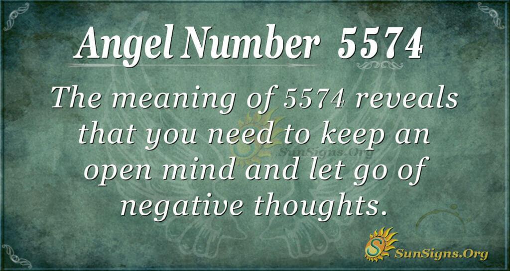 5574 angel number