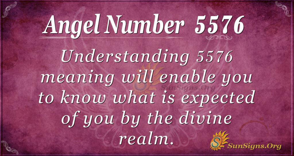 5576 angel number