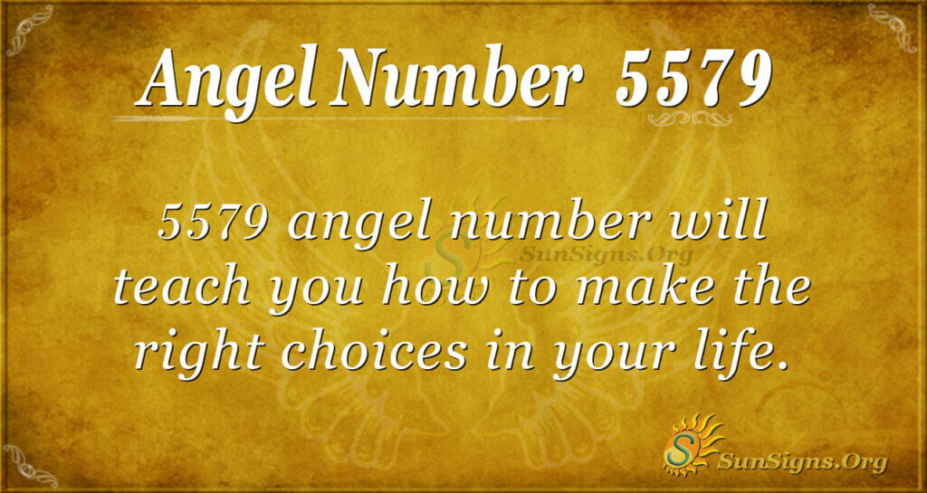 5579 angel number