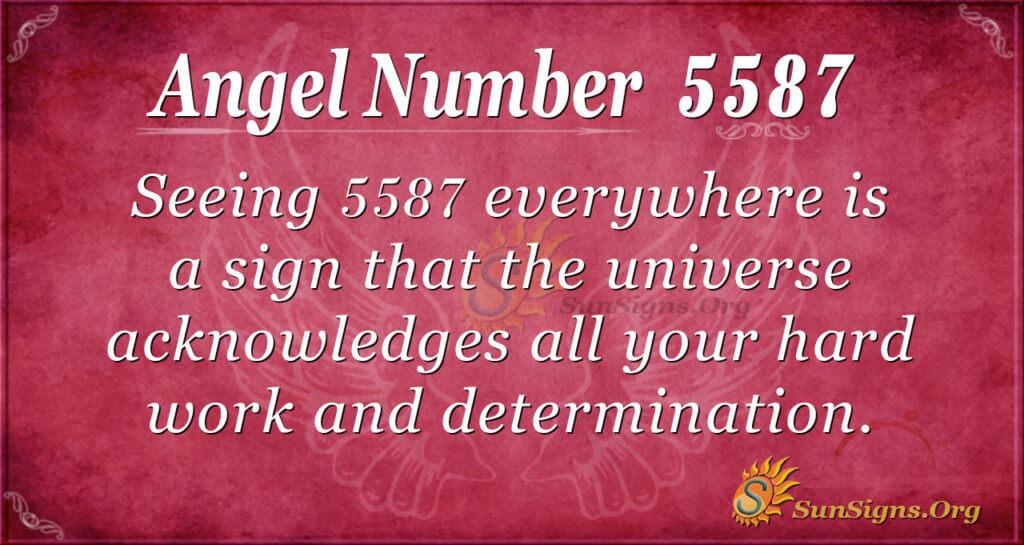 5587 angel number