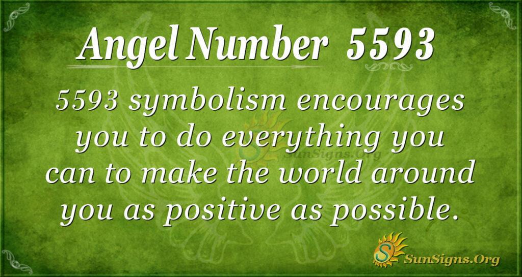 5593 angel number