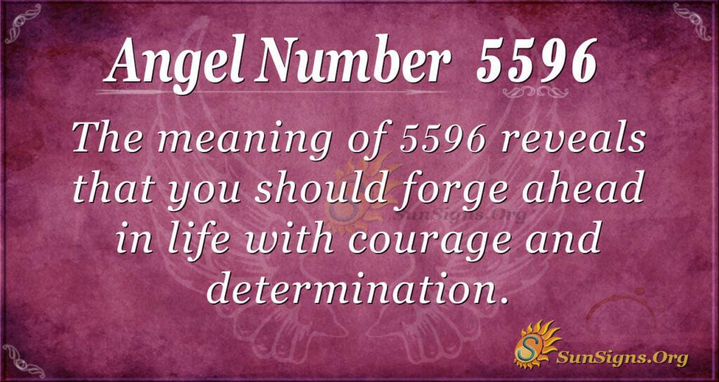 5596 angel number