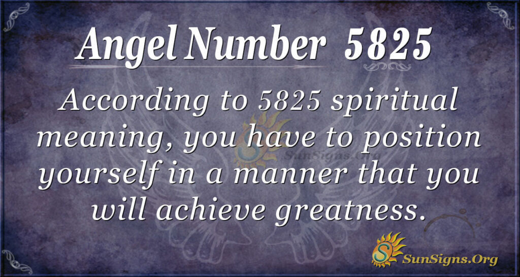 5825 angel number
