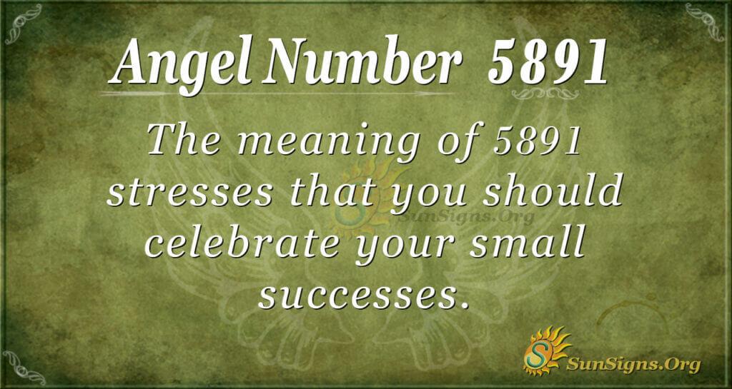 5891 angel number