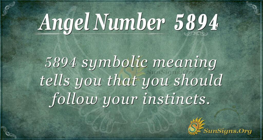 5894 angel number