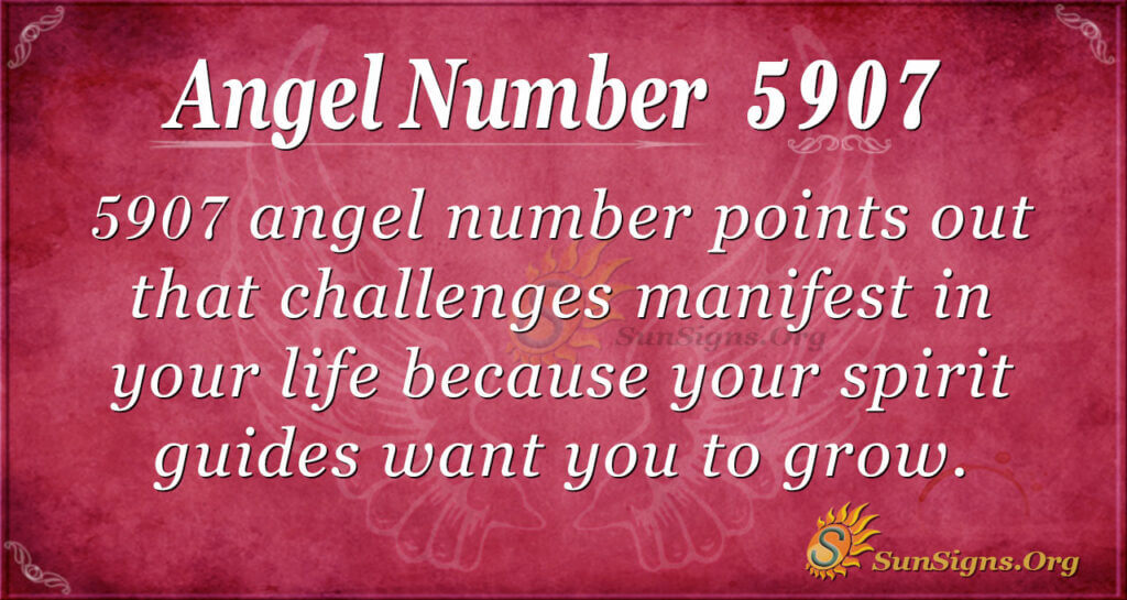 5907 angel number