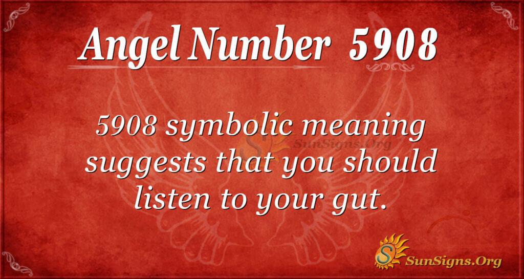 5908 angel number