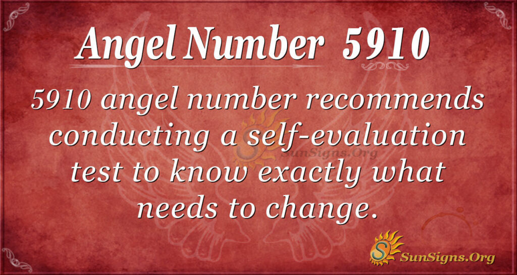 5910 angel number