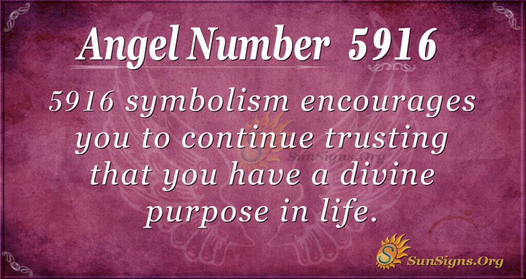 5916 angel number