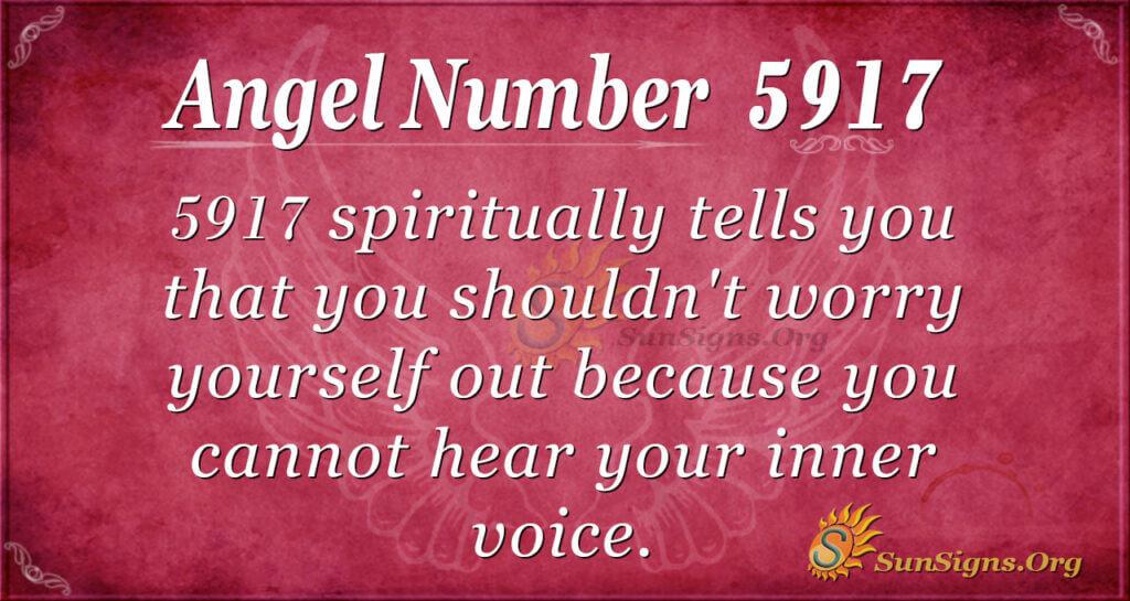5917 angel number